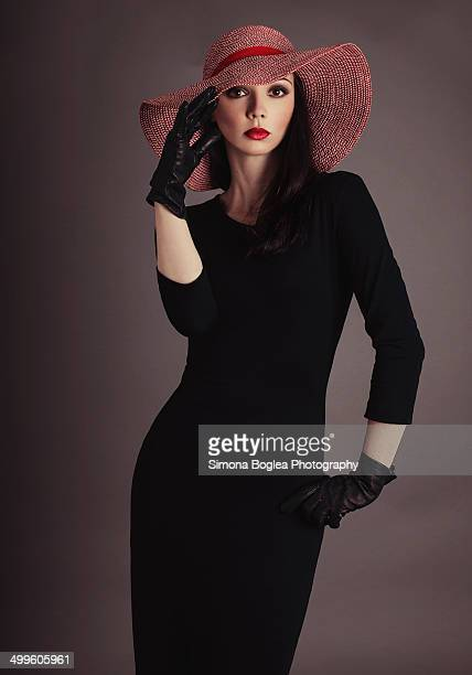 elegance - leather glove stock pictures, royalty-free photos & images