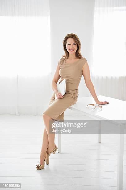 Elegant Businesswoman Portrait