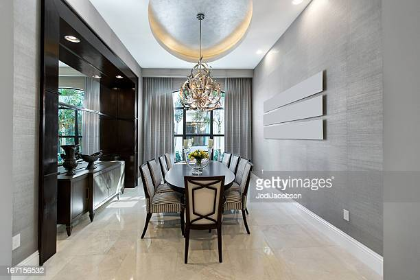 Elegant Diningroom house interior