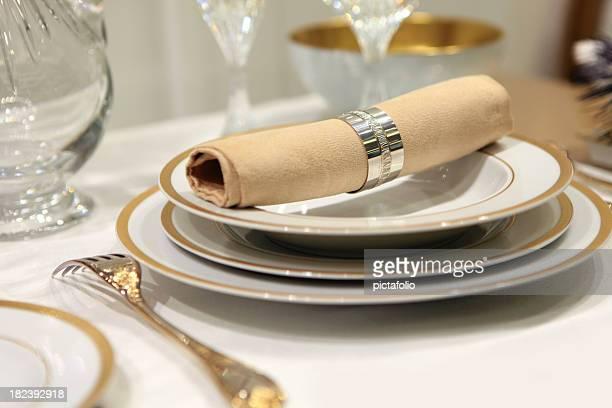 elegant dinner