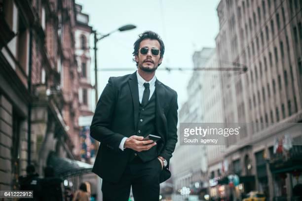 elegant gentleman - suit stock photos and pictures