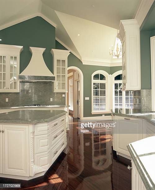 Cuisine maison élégante