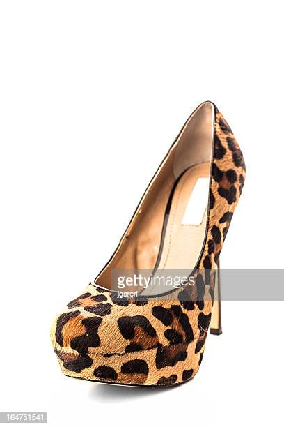 7627cf7398aa 60 Top Leopard Shoes Pictures, Photos, & Images - Getty Images