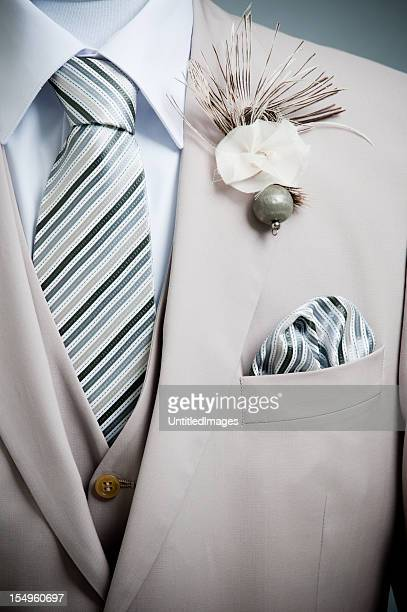elegant mens suit - striped blazer stock pictures, royalty-free photos & images
