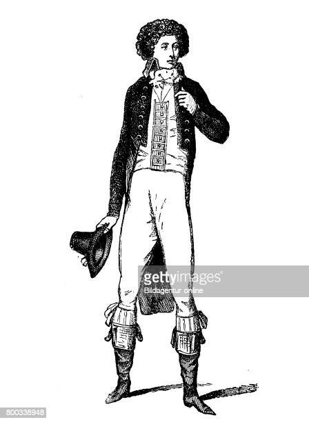 Elegant patriot of the French Revolution History of fashion costume story