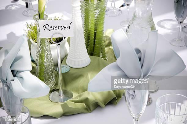 Elegant Reservation