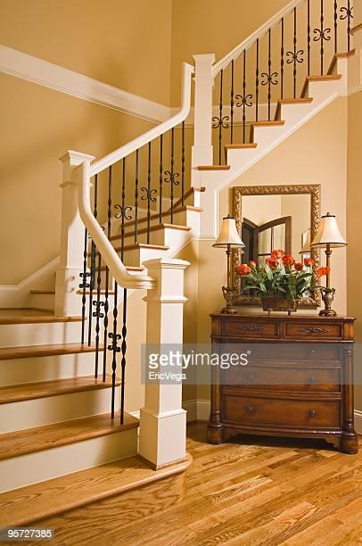 Elegant Stairs in Nice home
