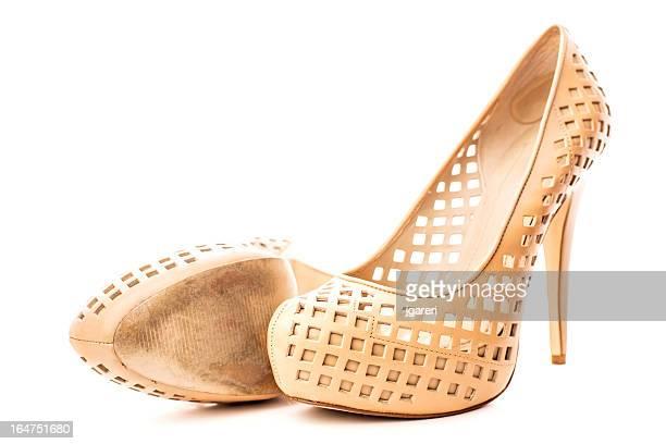 エレガントな女性用靴