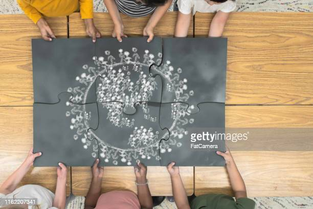 elementary kids consider overpopulation - population explosion stock pictures, royalty-free photos & images