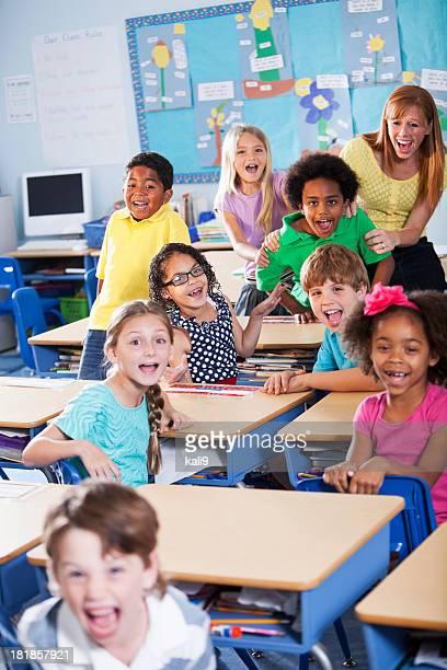 小学校のクラス
