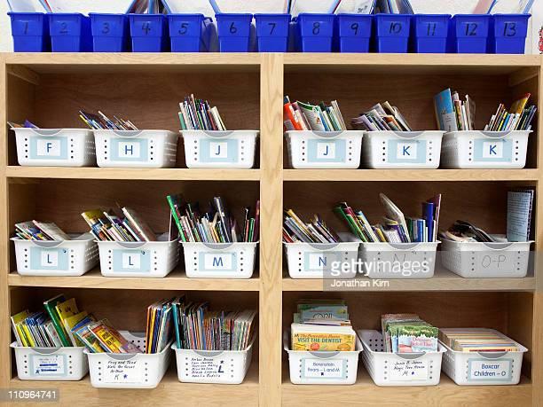 Elementary School Classroom Still Life