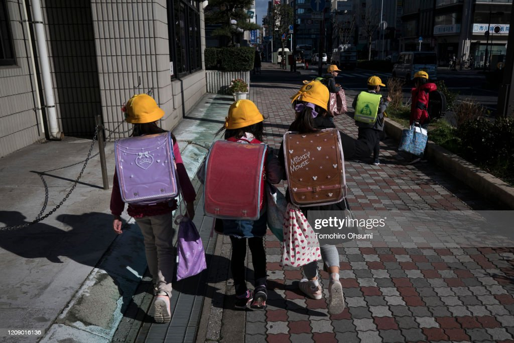 Covid-19 Cases Continue To Rise In Japan : ニュース写真