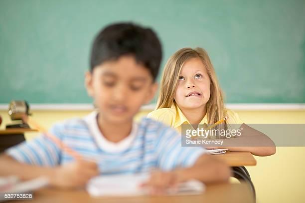 Elementary Student Thinking
