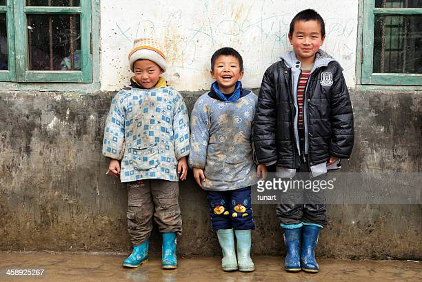 Elementary Studenten in China