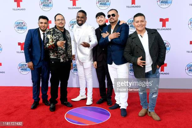 Elemento attends the 2019 Latin American Music Awards at Dolby Theatre on October 17 2019 in Hollywood California