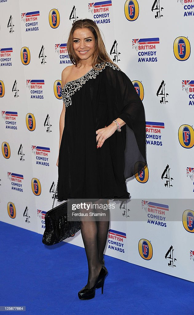 British Comedy Awards 2011 : News Photo