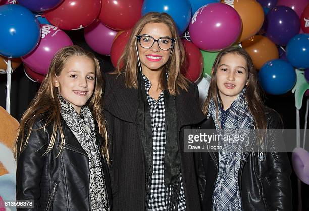 Elen Rivas attends the multimedia screening of Trolls at Cineworld Leicester Square on October 9 2016 in London England