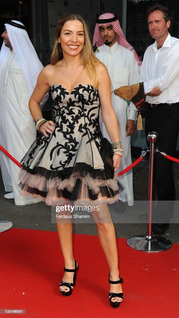 Arabia 3D - Royal Premiere - Red Carpet Arrivals : News Photo