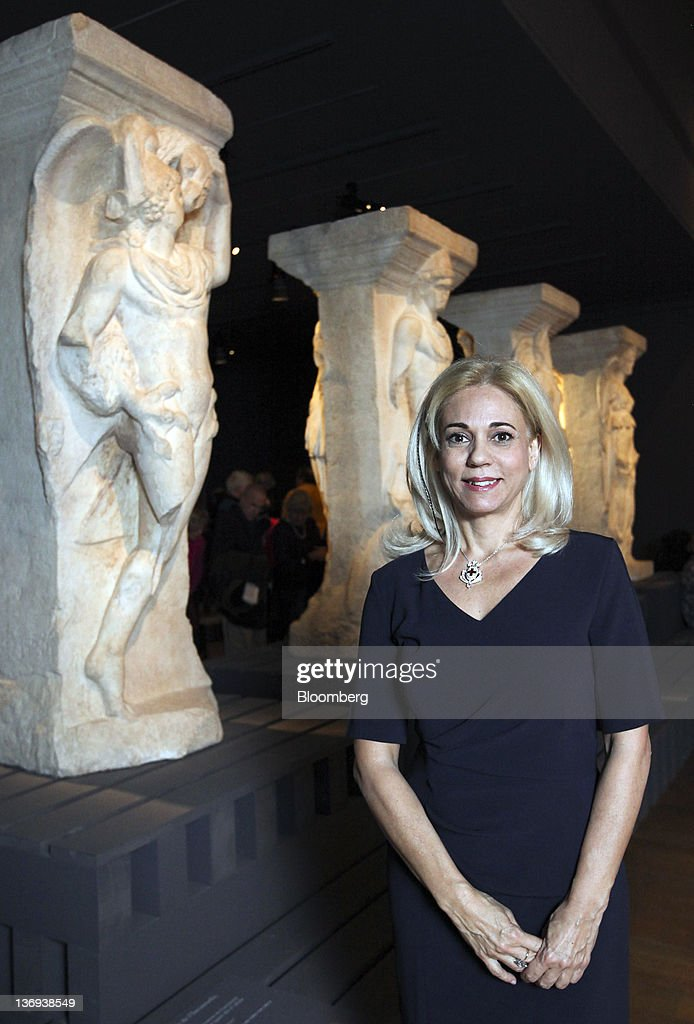 Greek Statues To Return Greece : Fotografía de noticias
