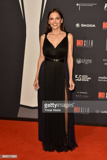 Elena Anaya attends the European Film Awards 2017 on December 9 2017 in Berlin Germany