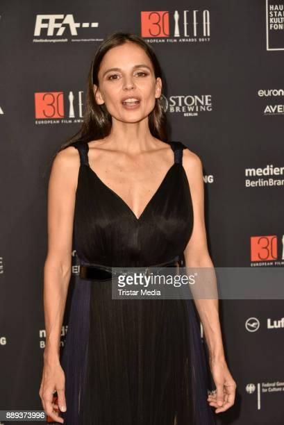 Elena Anaya attends the European Film Awards 2017 on December 9 2017 in Berlin Germany