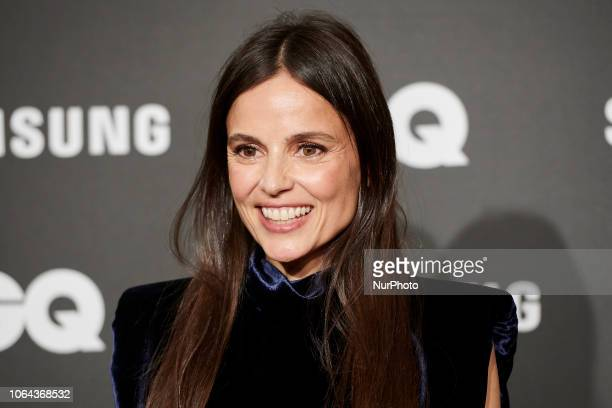 Elena Anaya attends the 'Gq Man of the year 2018 awards' at Westin Palace Hotel in Madrid Spain on Nov 22 2018