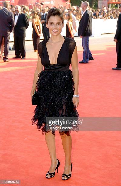 Elena Anaya during 2005 Venice Film Festival Fragile Premiere at Palazzo del Cinema in Venice Lido Italy