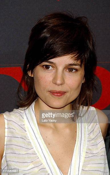 Elena Anaya during Alatriste Press Conference and Photocall at City Hall in Madrid Spain