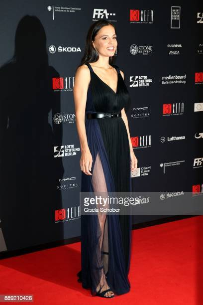 Elena Anaya during the 30th European Film Awards 2017 at 'Haus der Berliner Festspiele' on December 9 2017 in Berlin Germany