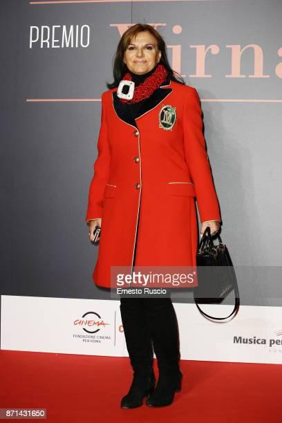 Elena Bonelli attends The Virna Lisi Award at Auditorium Parco Della Musica on November 7 2017 in Rome Italy