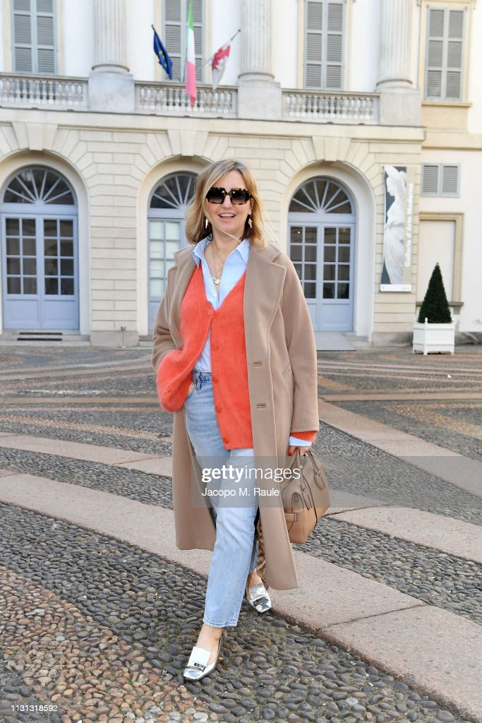 ITA: Tod's - Arrivals and Front Row: Milan Fashion Week Autumn/Winter 2019/20