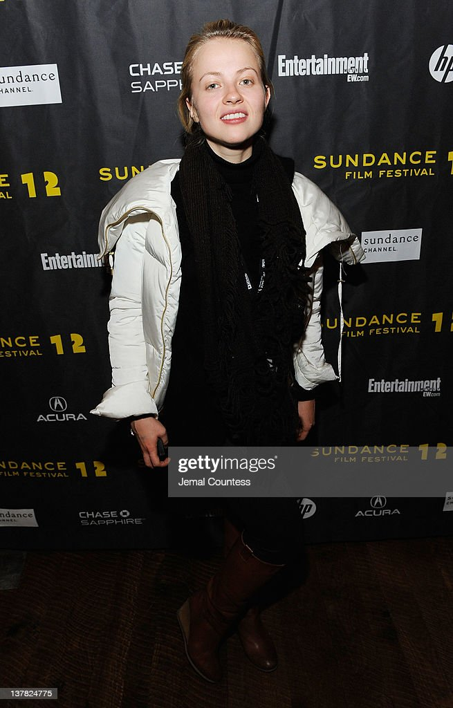 Elena Bugaeva attends the Alfred P. Sloan Foundation Reception & Prize Announcement during the 2012 Sundance Film Festival on January 27, 2012 in Park City, Utah.