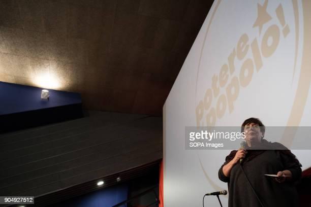 Elena Coccia is an actual municipal councilor with major Luigi De Magistris With the next national political elections set for March the election...