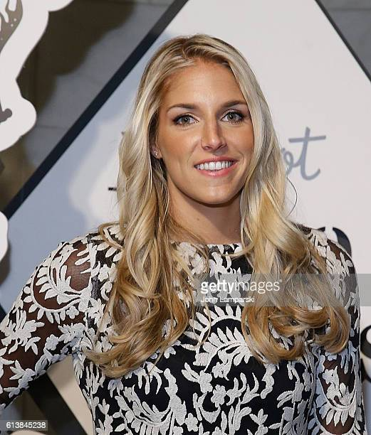 Elena Delle Donne attends The Knot Gala 2016 at New York Public Library on October 10 2016 in New York City