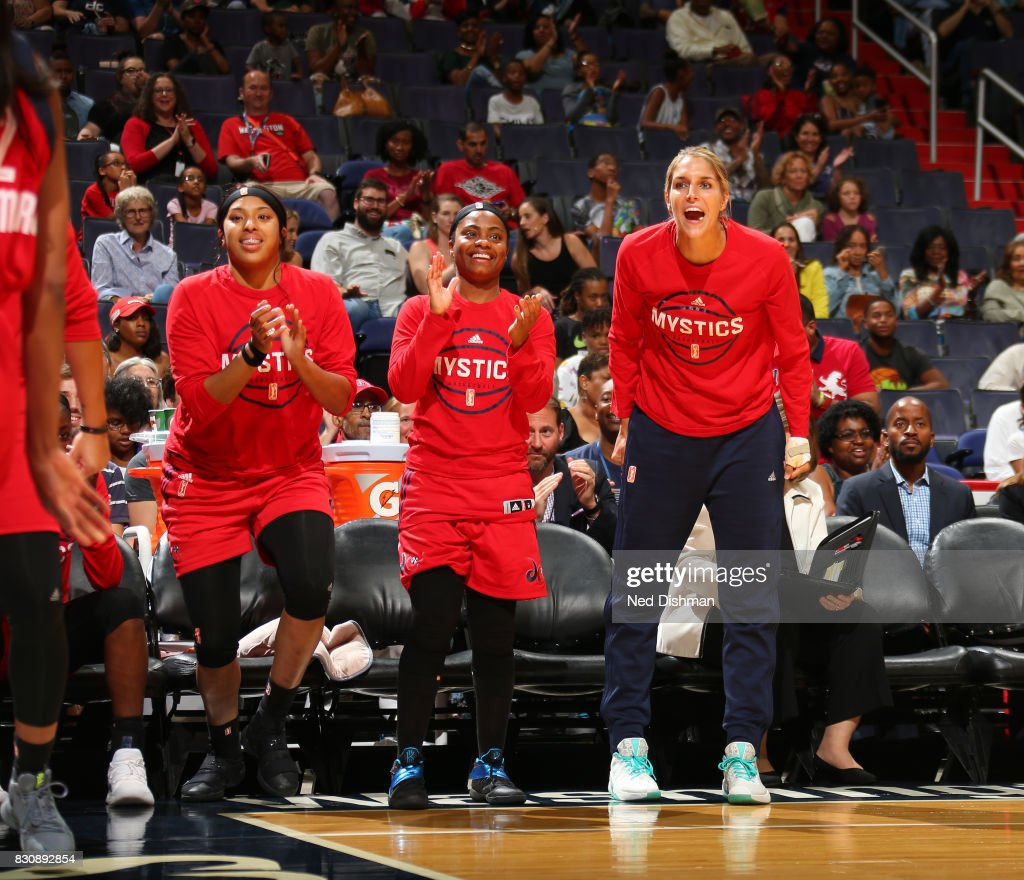 Indiana Fever v Washington Mystics