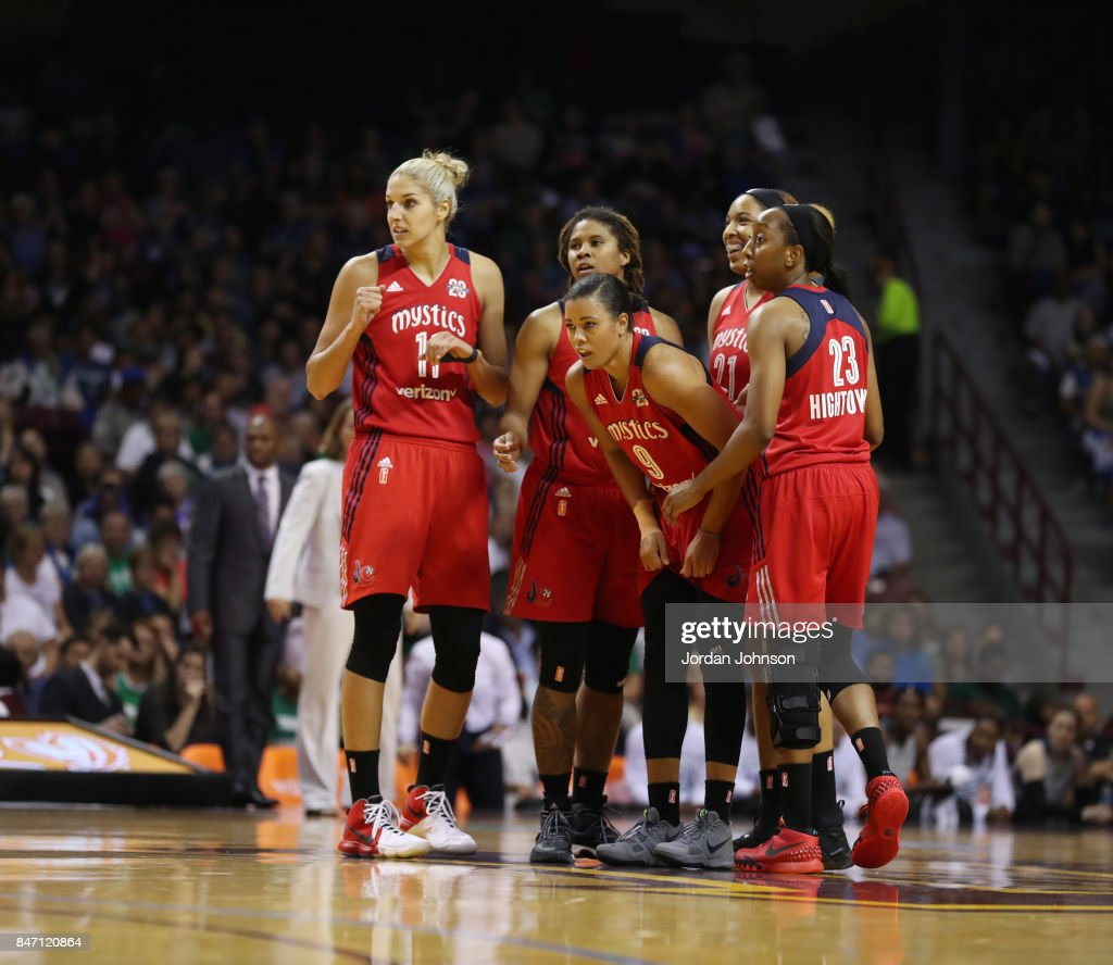 Washington Mystics v Minnesota Lynx - Game Two