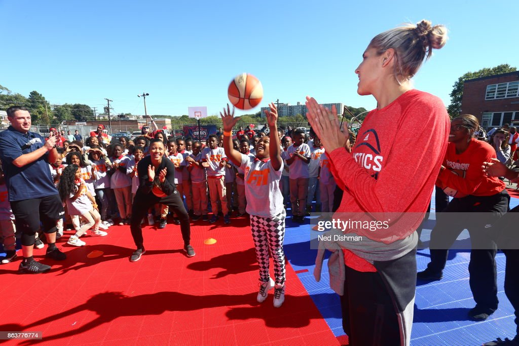2017 WNBA Community Events