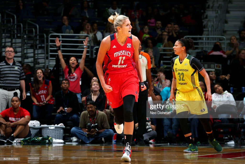 Seattle Storm v Washington Mystics