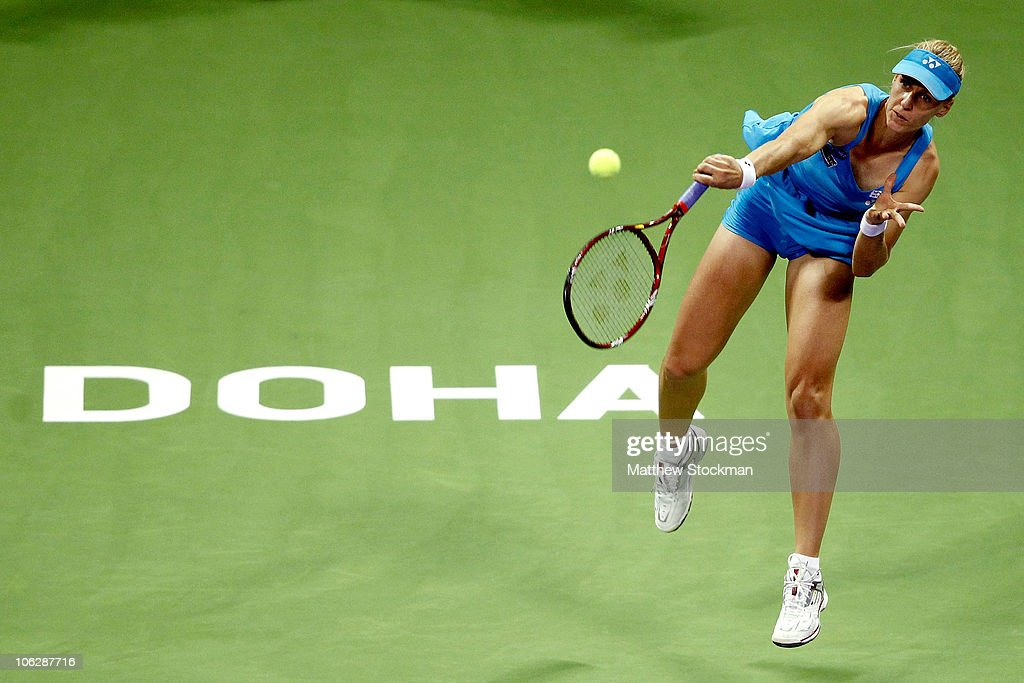 WTA Championships - Doha 2010 - Day Three