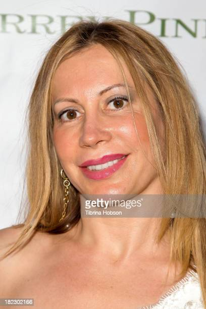 Elena Eustache attends the 4th annual Face Forward LA Gala at Fairmont Miramar Hotel on September 28 2013 in Santa Monica California