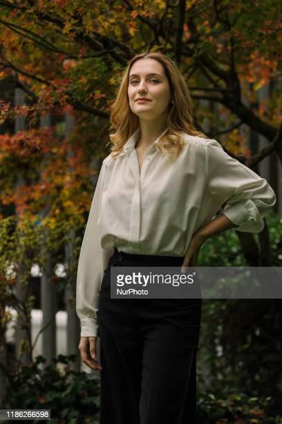Elena Ferrantini attends FilmTV 'Storia Di Nilde' Photocall in Rome, Italy, on 3 December 2019. Story of Nilde, Nilde Iotti, director of the Italian...