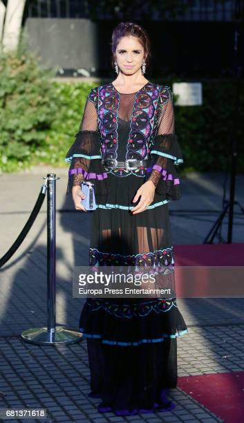 Elena Furiase attends the opening of new Carpisa stores on May 9 2017 in Madrid Spain