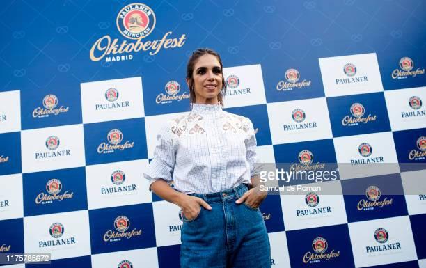 Elena Furiase presents Oktoberfest 2019 In Madrid on September 19 2019 in Madrid Spain