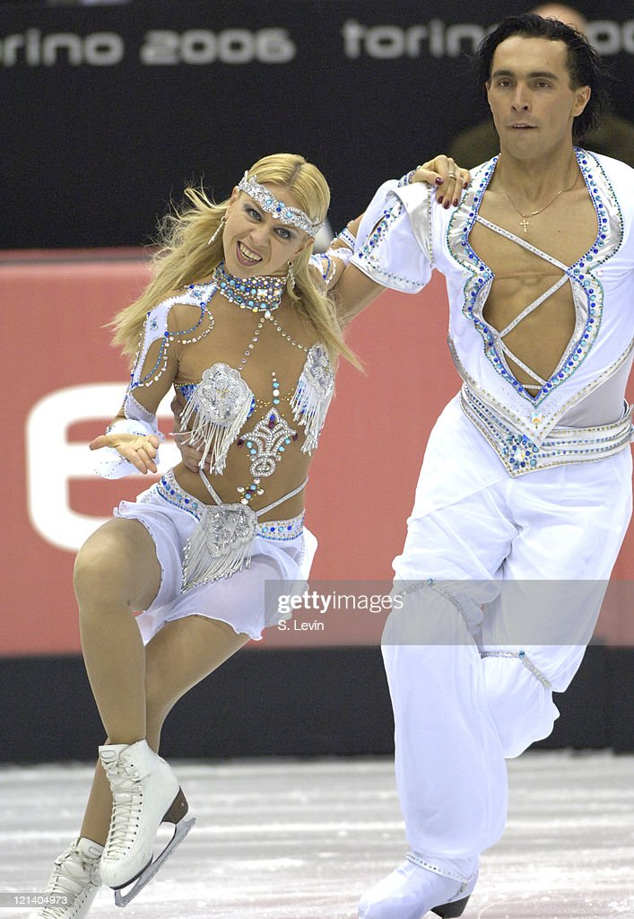 Torino 2006 Olympic Games - Figure Skating - Ice Dancing - Free Dance -