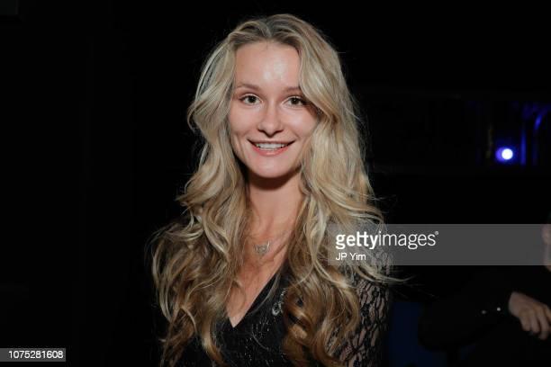 Elena Kurnosova attends the Improv Asylum Grand Opening on November 30 2018 in New York City