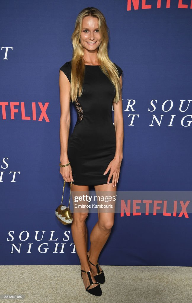 "Netflix Hosts The New York Premiere Of ""Our Souls At Night"" - Arrivals : News Photo"