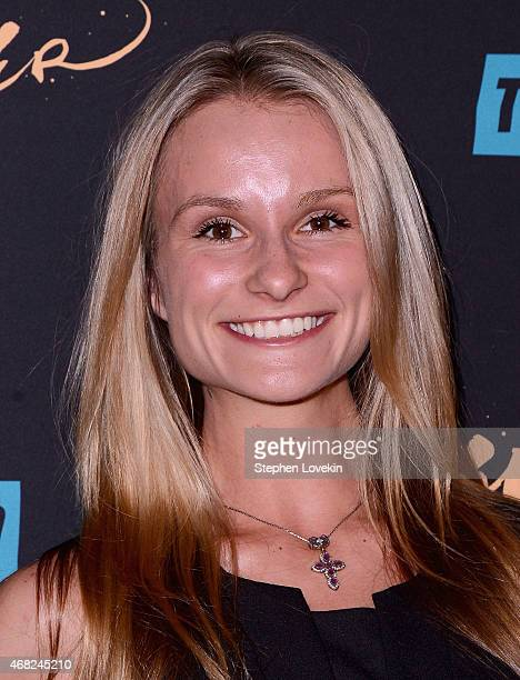 Elena Kurnosova attends the premiere of TV Land's Younger at Landmark Sunshine Cinema on March 31 2015 in New York City