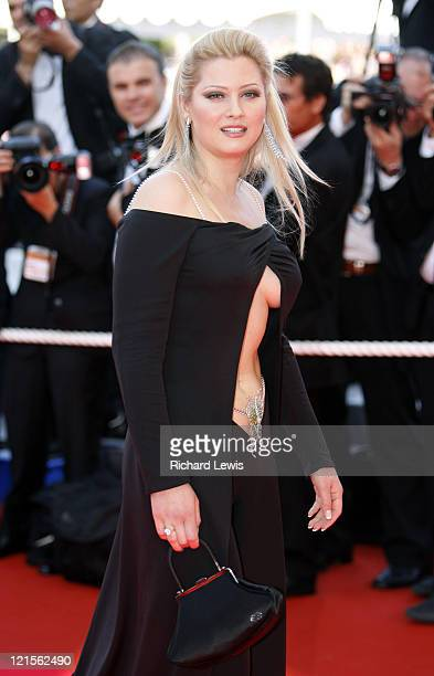 "Elena Lenina during 2007 Cannes Film Festival - ""Promise Me This"" Premiere at Palais des Festivals in Cannes, France."