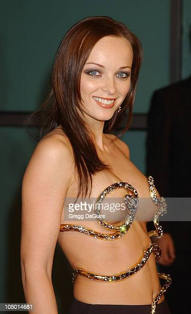 Elena Maddalo during 'Femme Fatale' Los Angeles Premiere at Cinerama Dome in Hollywood California United States