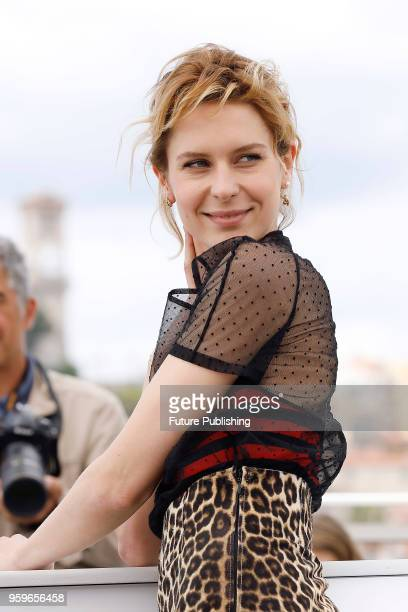 Elena Radonicich at the 'In My Room' Photocall during the 71st Cannes Film Festival at the Palais des Festivals on May ZZZ 2018 in Cannes France